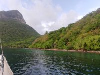 South of Soufriere